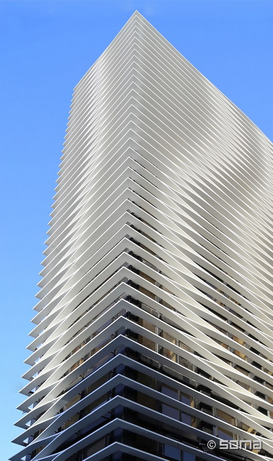 The WAVE by SOMA architects - Contemporary solution to Ingenious Problem - Sheet1