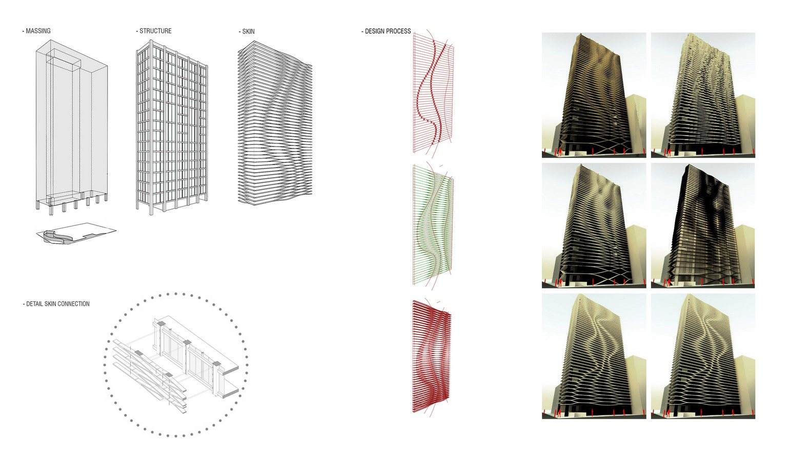 The WAVE by SOMA architects - Contemporary solution to Ingenious Problem - Sheet4