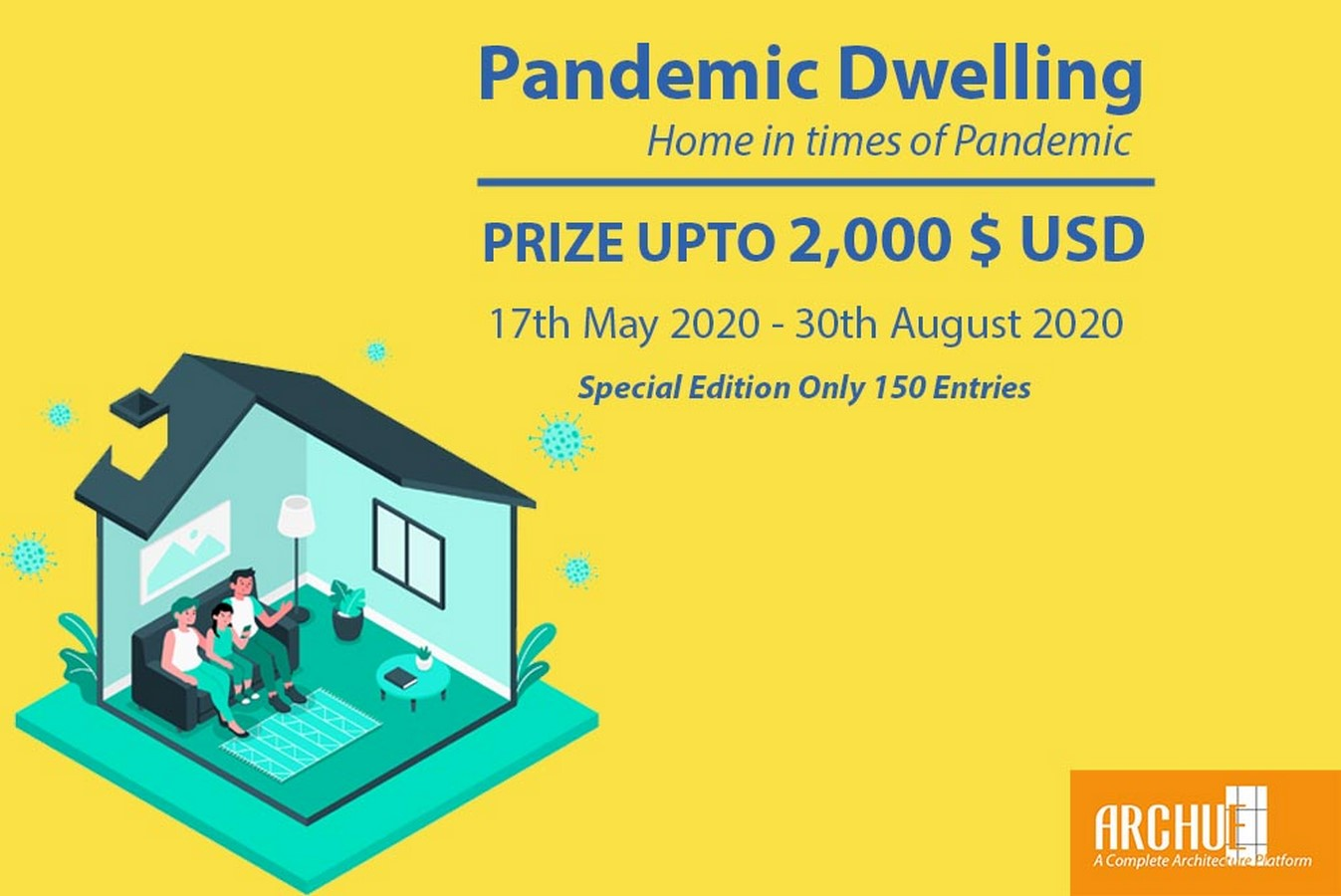 8 Competitions for pandemic responsive architecture architects can participate in - Sheet4