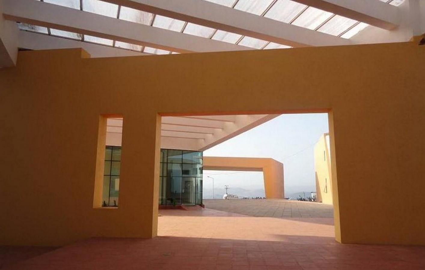 Goa institute of management by Brinda Somaya: Bridge between traditional and conventional design - Sheet4