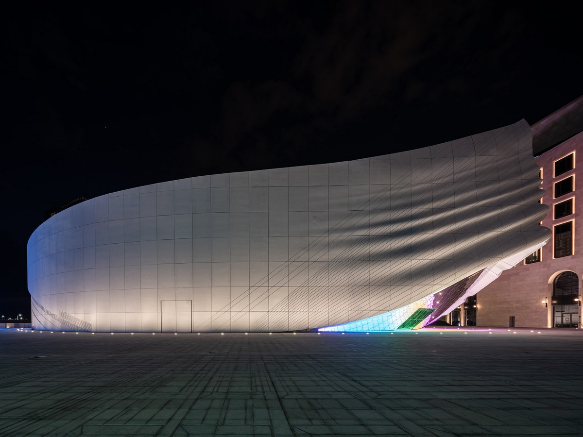 8 Examples of surrealistic modern architecture around the world - Sheet23