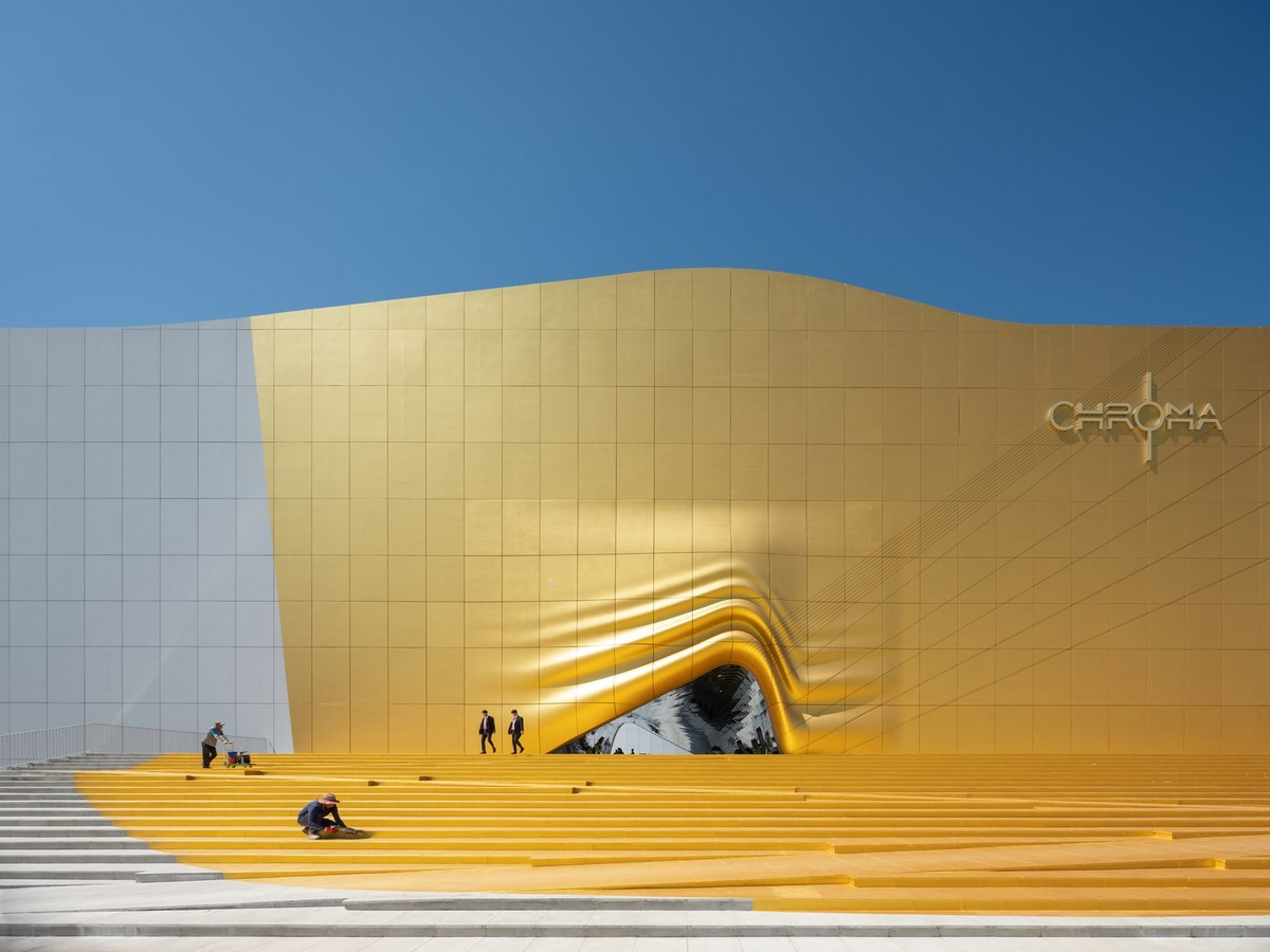 8 Examples of surrealistic modern architecture around the world - Sheet24