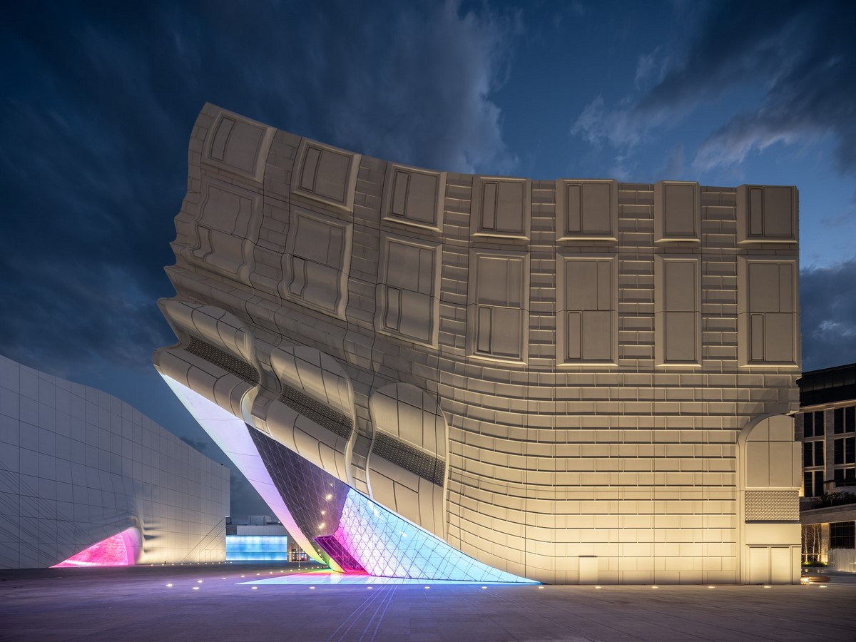 8 Examples of surrealistic modern architecture around the world - Sheet25