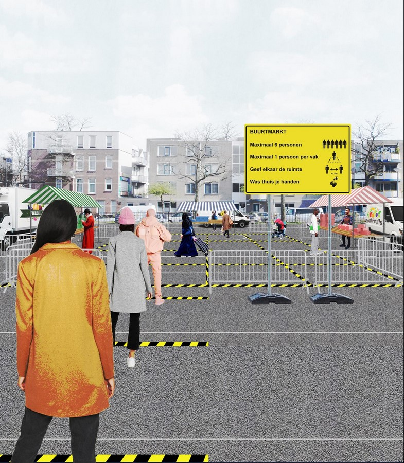 Social distancing and urban planning- The changing urban landscape - Sheet2