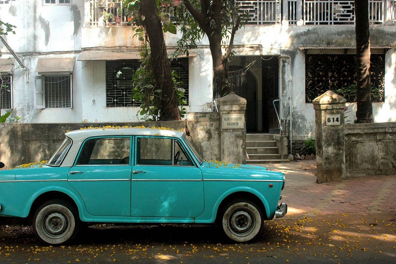 The Parsi colonies of Mumbai- understanding the contrast in social architecture of Mumbai - Sheet4