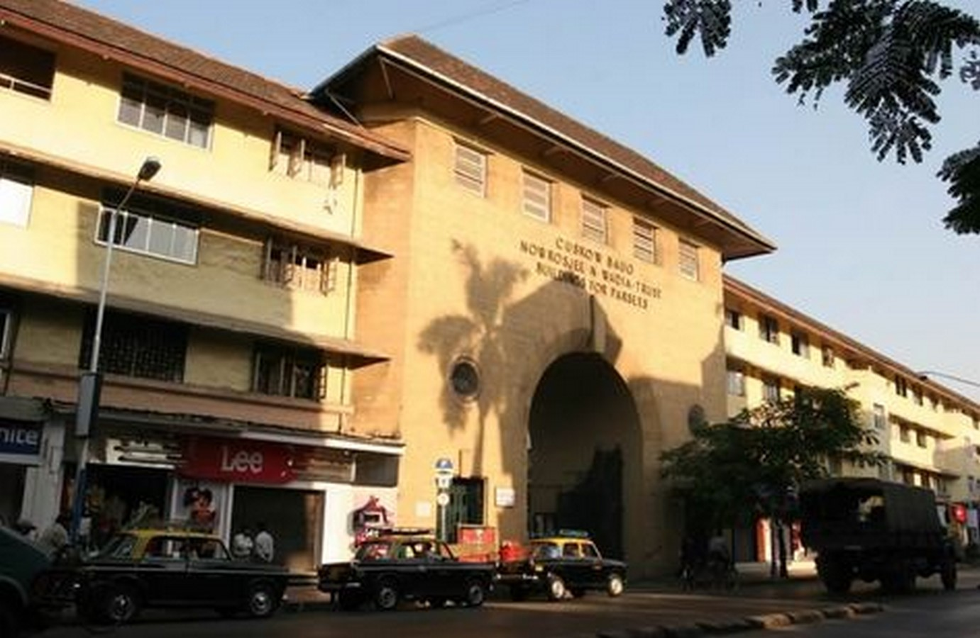 The Parsi colonies of Mumbai- understanding the contrast in social architecture of Mumbai - Sheet5