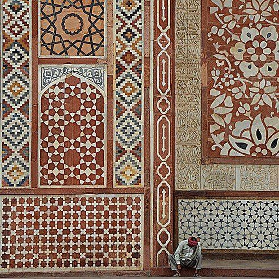 Evolution of ornamentation in Indian architecture - Sheet12