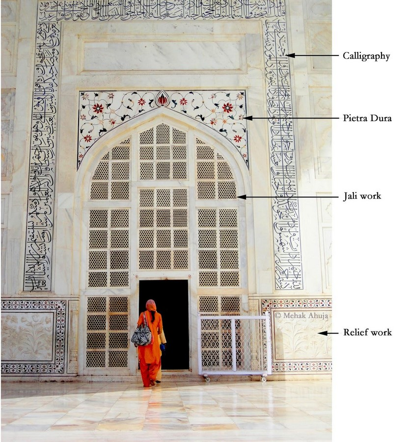 Evolution of ornamentation in Indian architecture - Sheet13