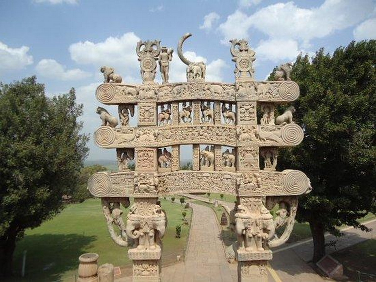 Evolution of ornamentation in Indian architecture - Sheet3