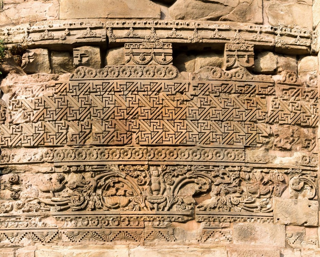 Evolution of ornamentation in Indian architecture - Sheet4