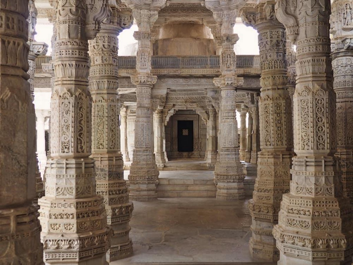 Evolution of ornamentation in Indian architecture - Sheet5