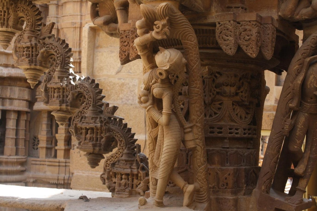 Evolution of ornamentation in Indian architecture - Sheet6