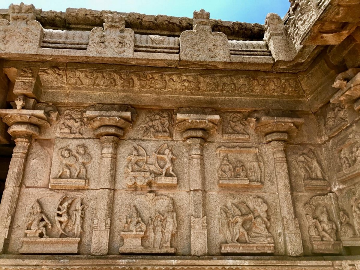 Evolution of ornamentation in Indian architecture - Sheet9