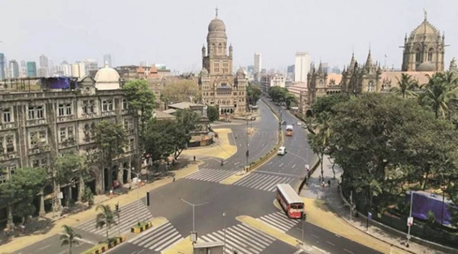 Effects of a pandemic of the streetscapes of India - Sheet1