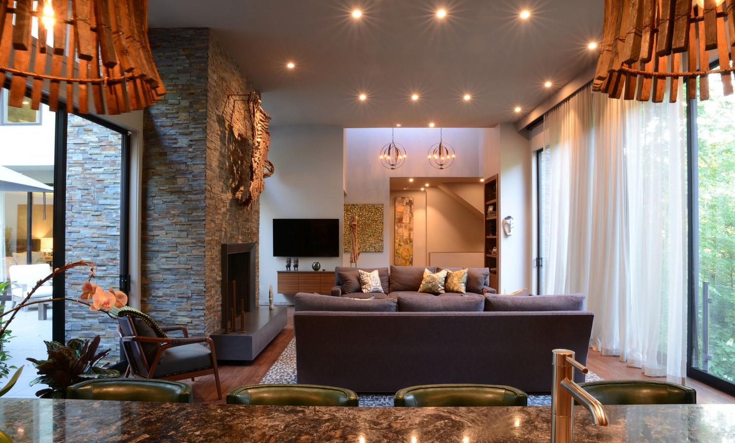 Hillside modern home - Sheet2