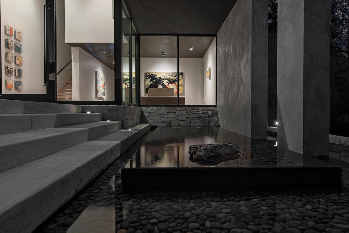 Modern bespoke residence - Sheet2