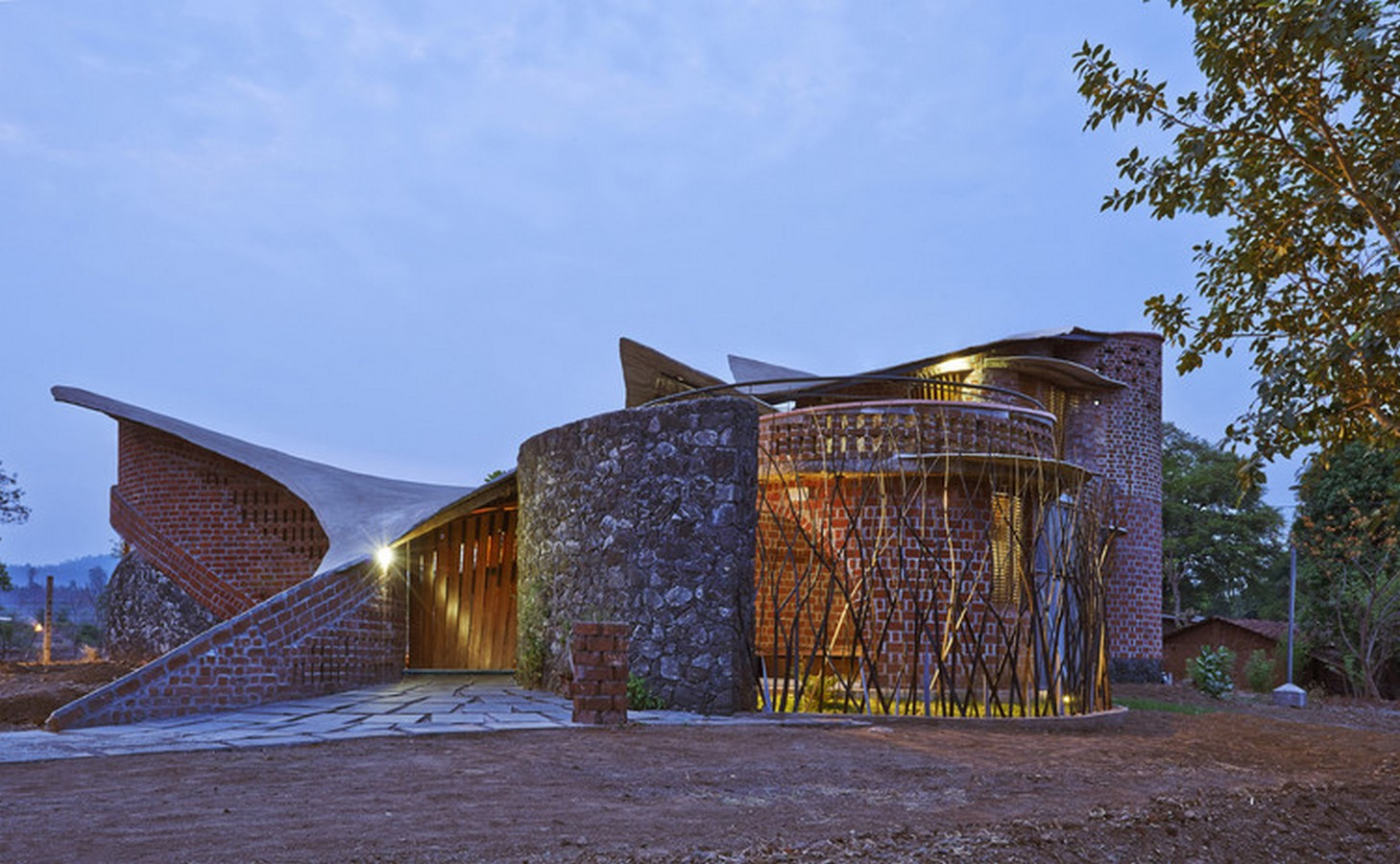 10 Examples of Contemporary Vernacular architecture - Sheet1