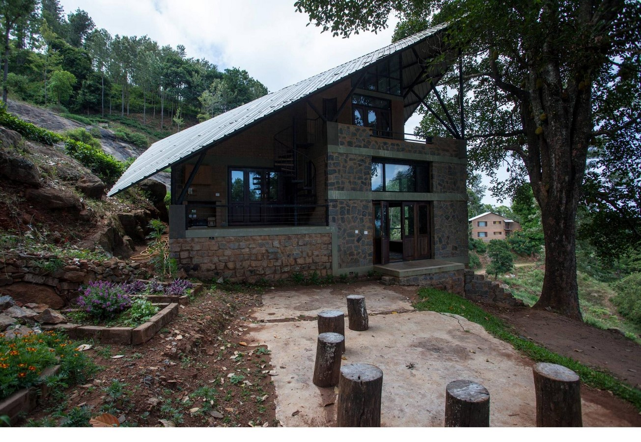 10 Examples of Contemporary Vernacular architecture - Sheet21