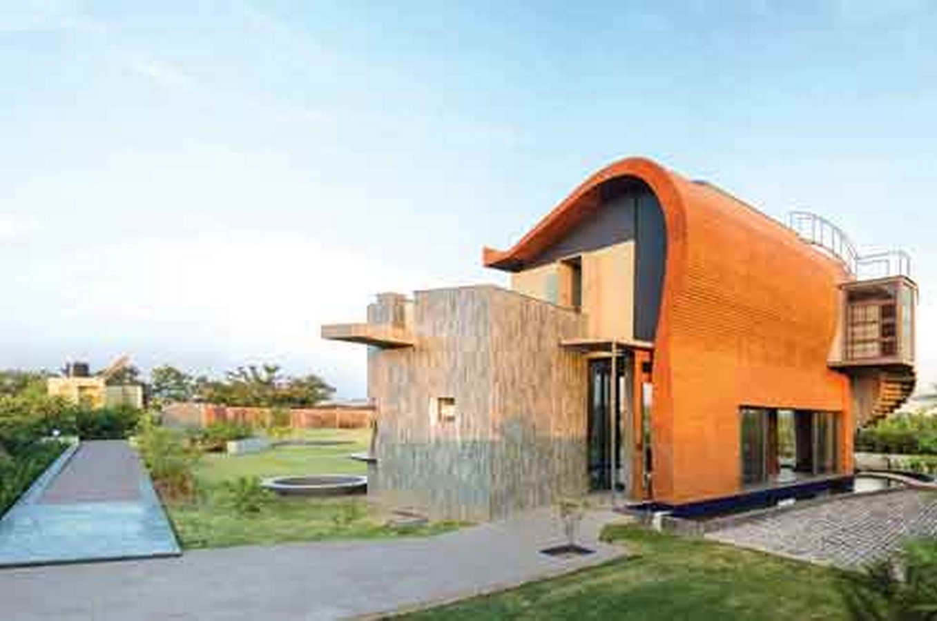 10 Examples of Contemporary Vernacular architecture - Sheet8