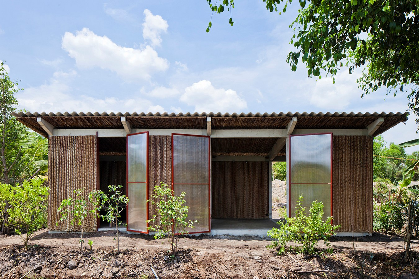 10 Examples of Low cost housing - Sheet10