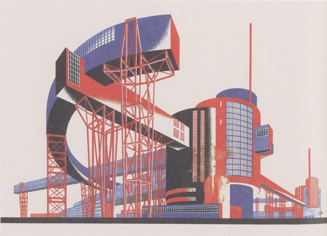 Constructivism – 1920 to 1932- sheet1