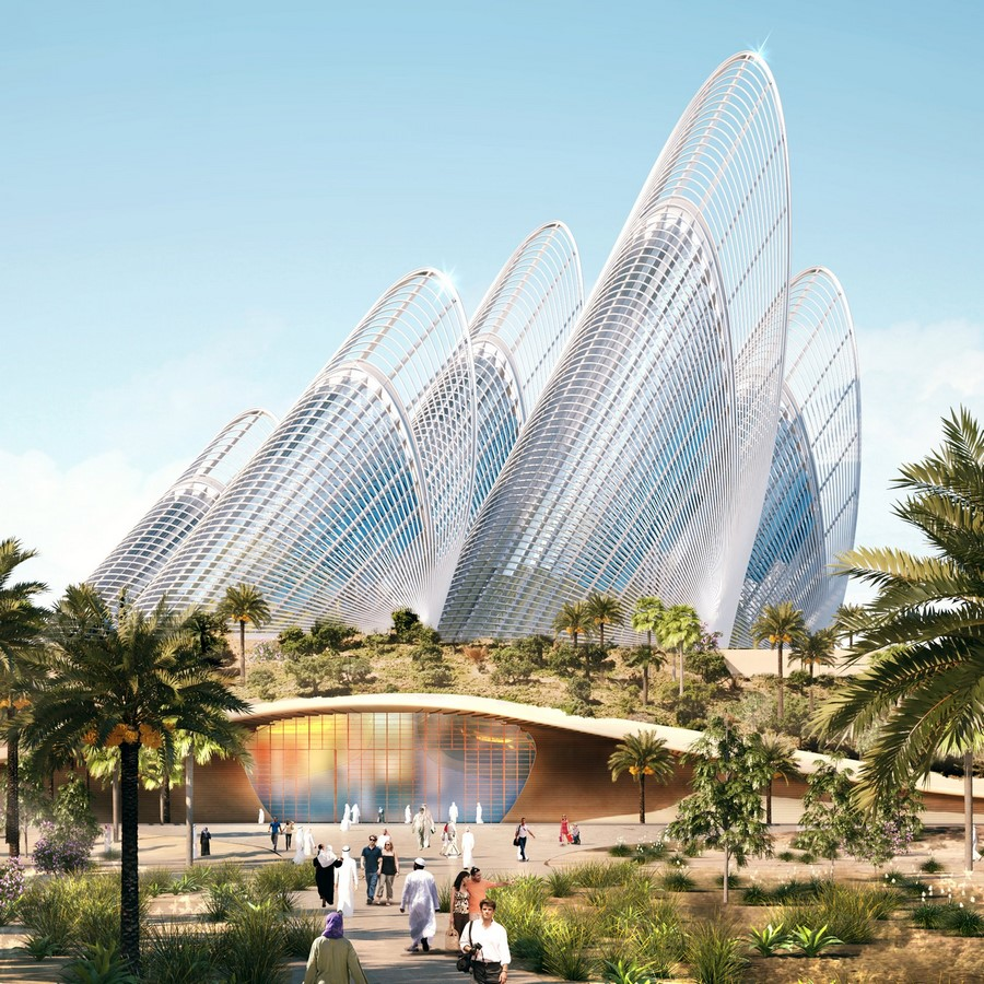 ZAYED NATIONAL MUSEUM - Sheet2