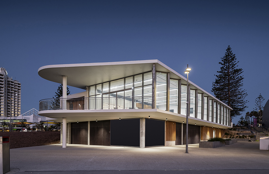 Scarboro Beach Services & Surf Club by Hames Sharley