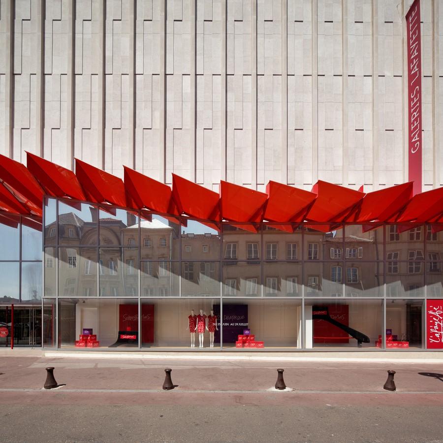 Galeries Lafayette - Sheet2