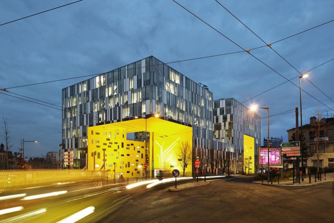 Cité des Affaires - Sheet1
