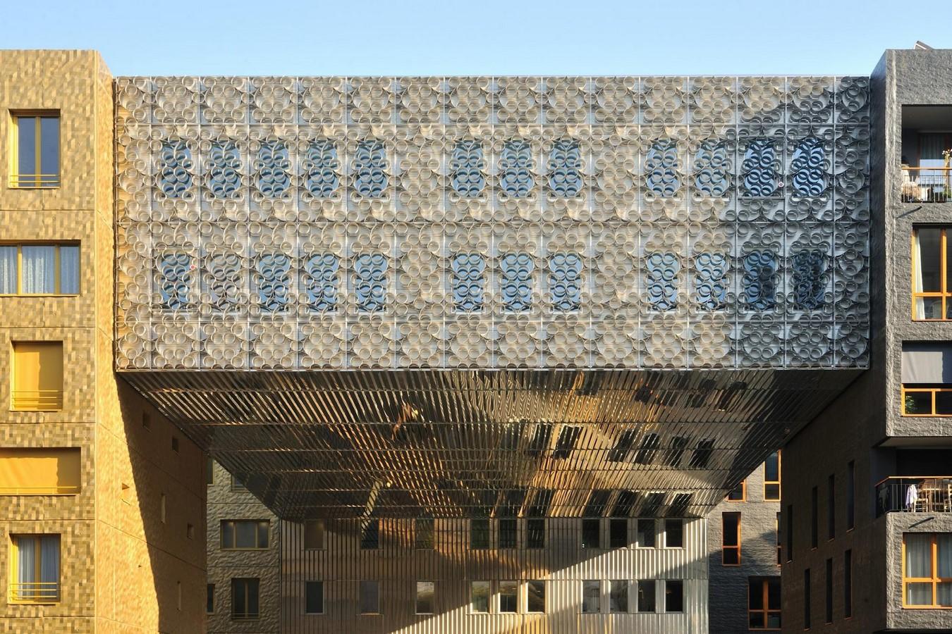 Le Monolithe Building - Sheet3