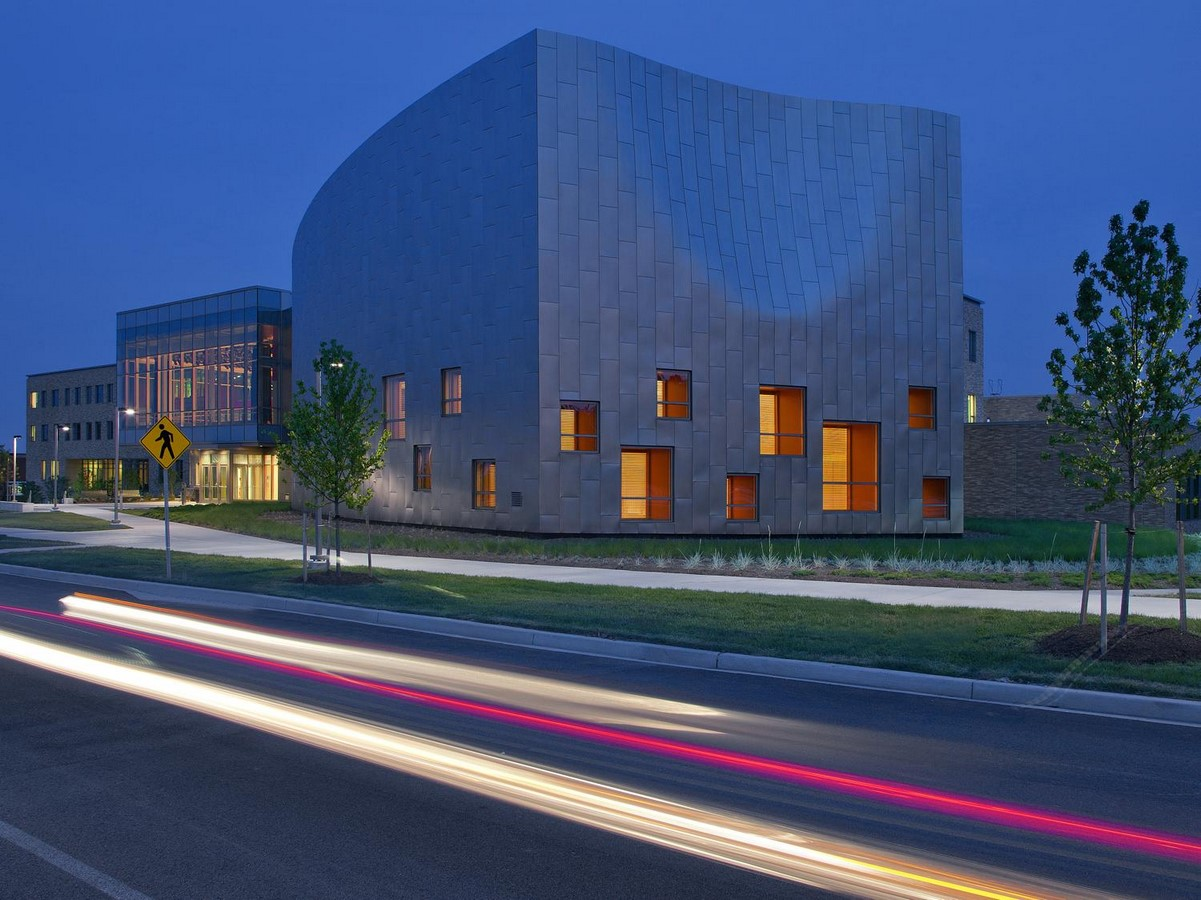 Performing Arts and Humanities Building, UMBC - Sheet1