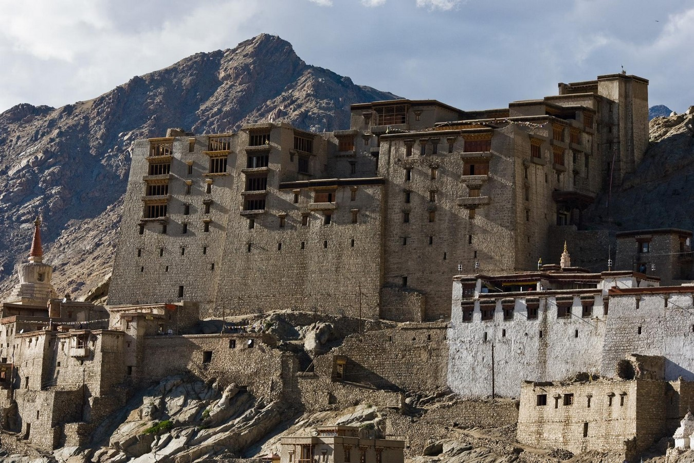 Royal Leh Palace- sheet1