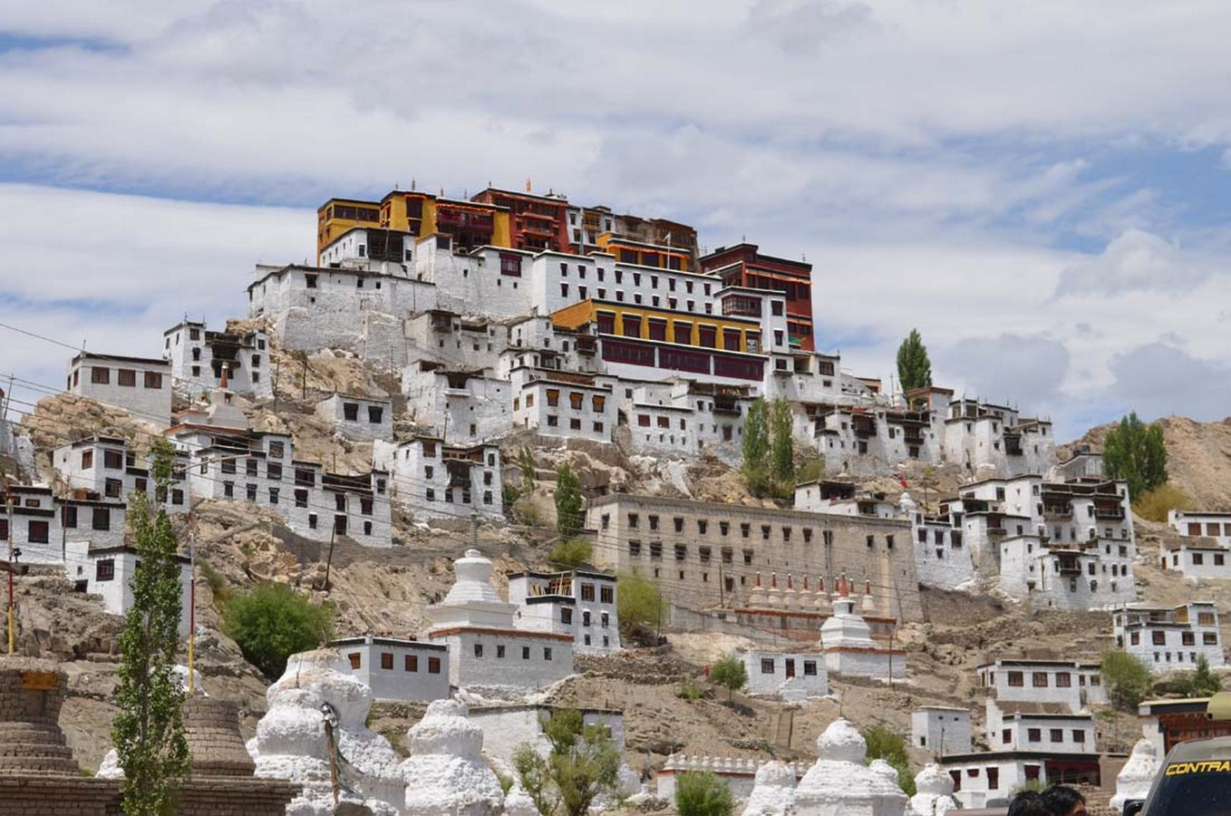 Hemis Monastery Of Leh- sheet1