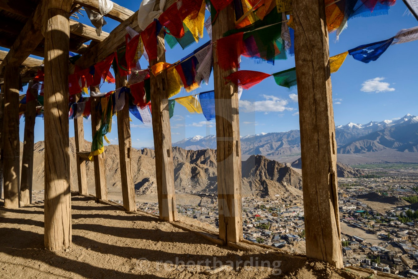 Namgyal Tsemo Monastery Of Leh- sheet3