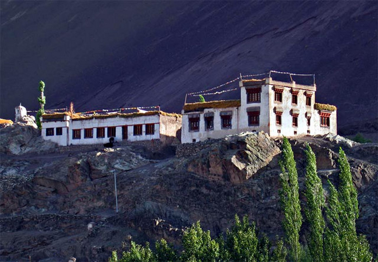 Alchi Monastery Of Leh- sheet3