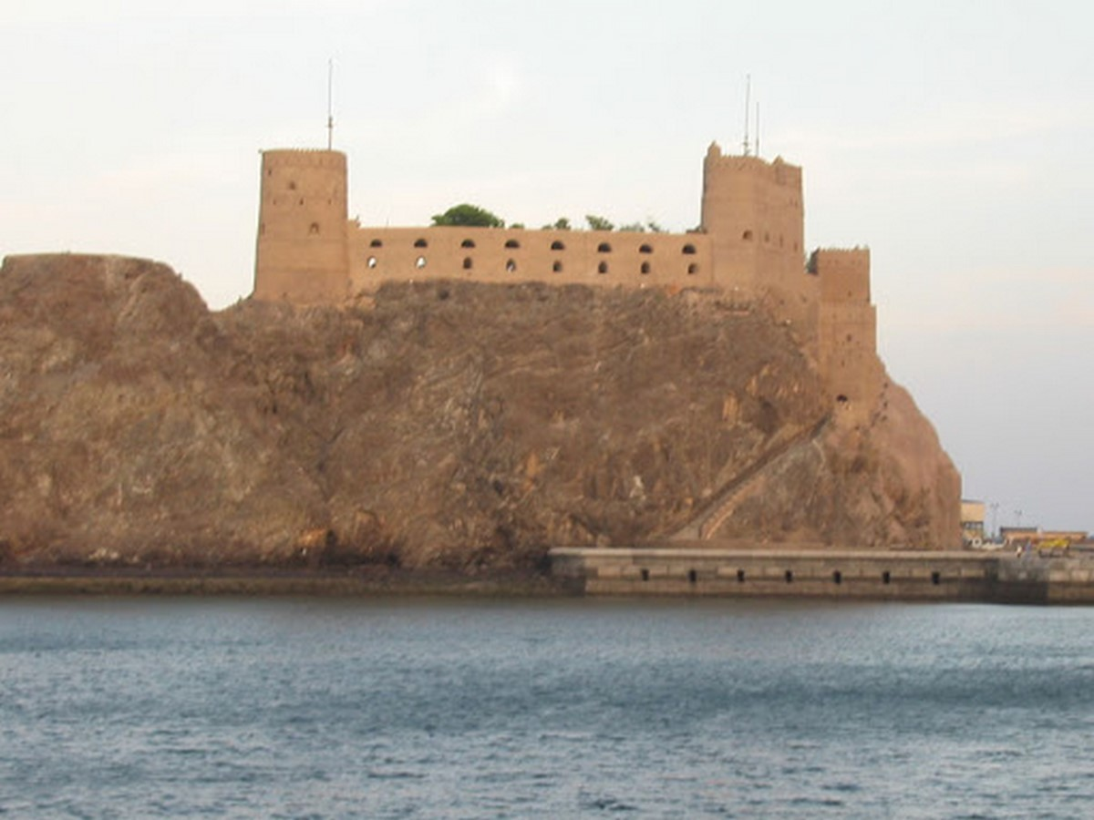 Places to visit in Muscat for the Travelling Architect - Sheet7