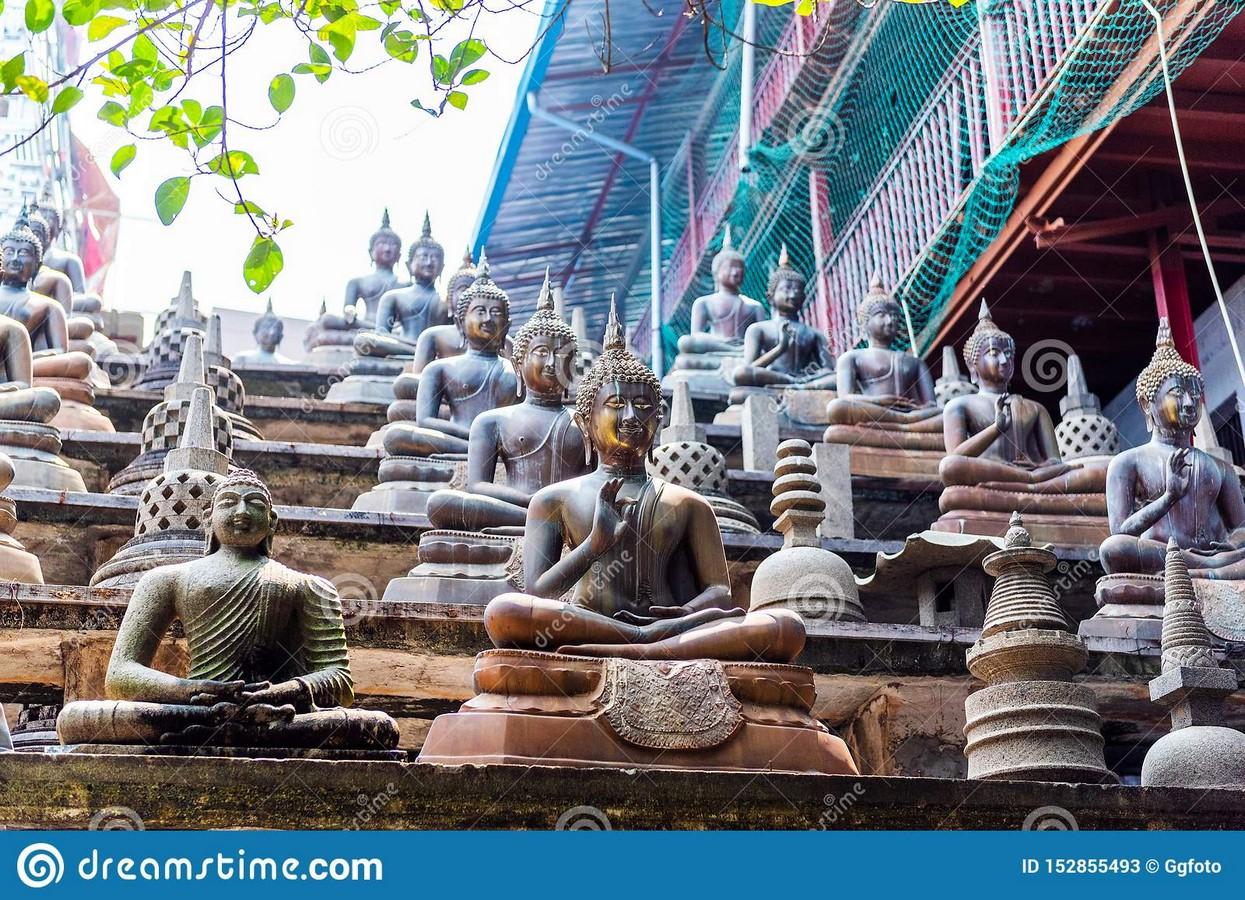 Gangaramaya Temple-sheet2