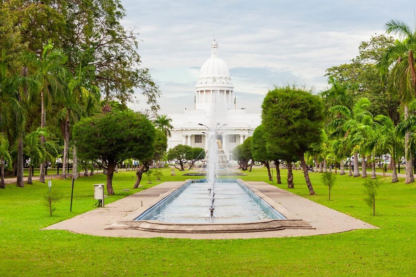 Viharamahadevi Park- sheet1