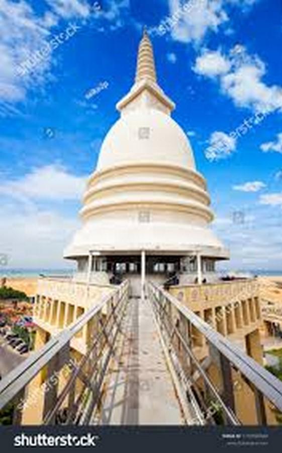 Sambodhi Chaitya In Colombo- sheet1