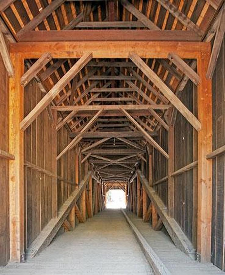 Wawona Covered Bridge - Sheet2
