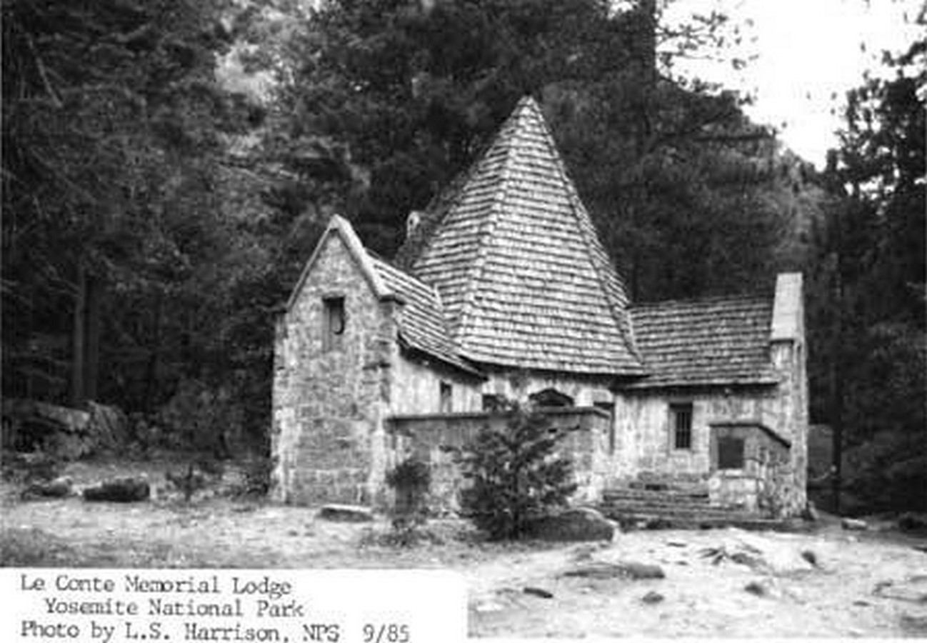 LeConte Memorial Lodge - Sheet2