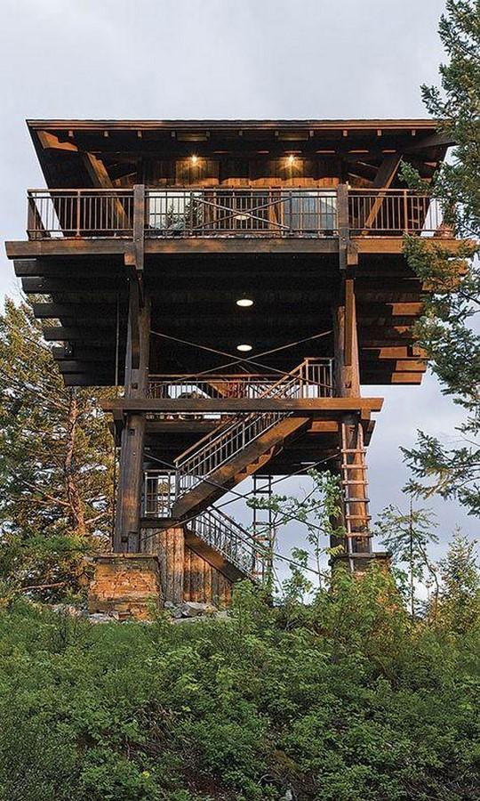 Henness Ridge Fire Lookout - Sheet1
