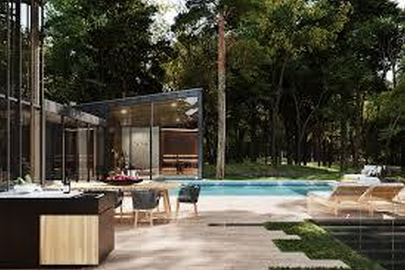 A luxury, sustainable, private residence in New York for $10.8million! designed by Aston Martin