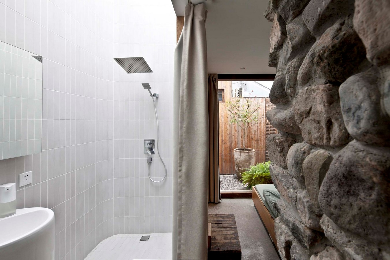 Family residence with hidden passages in rural China renovated by Chaoffice- sheet8