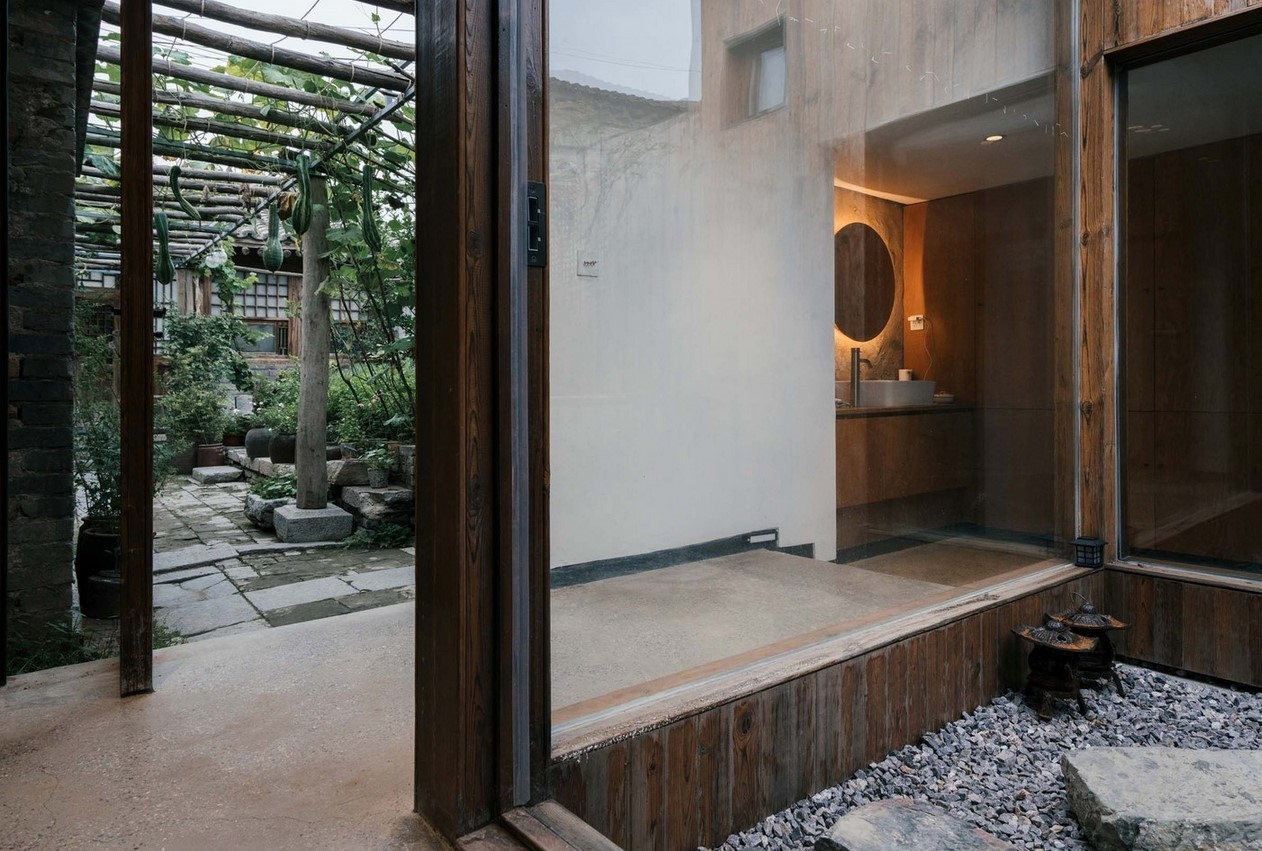 Family residence with hidden passages in rural China renovated by Chaoffice- sheet9