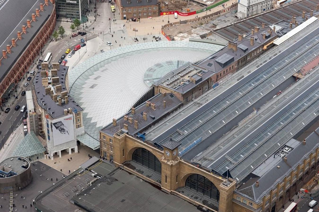King Cross square, London- sheet2