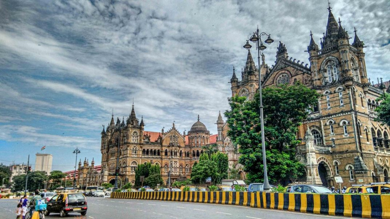 Chhatrapati Shivaji Maharaj Terminus, Mumbai (Former Victoria Terminus)- sheet3