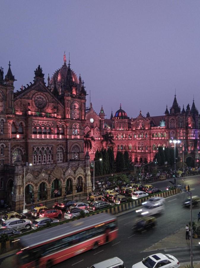 Chhatrapati Shivaji Maharaj Terminus, Mumbai (Former Victoria Terminus)- sheet2
