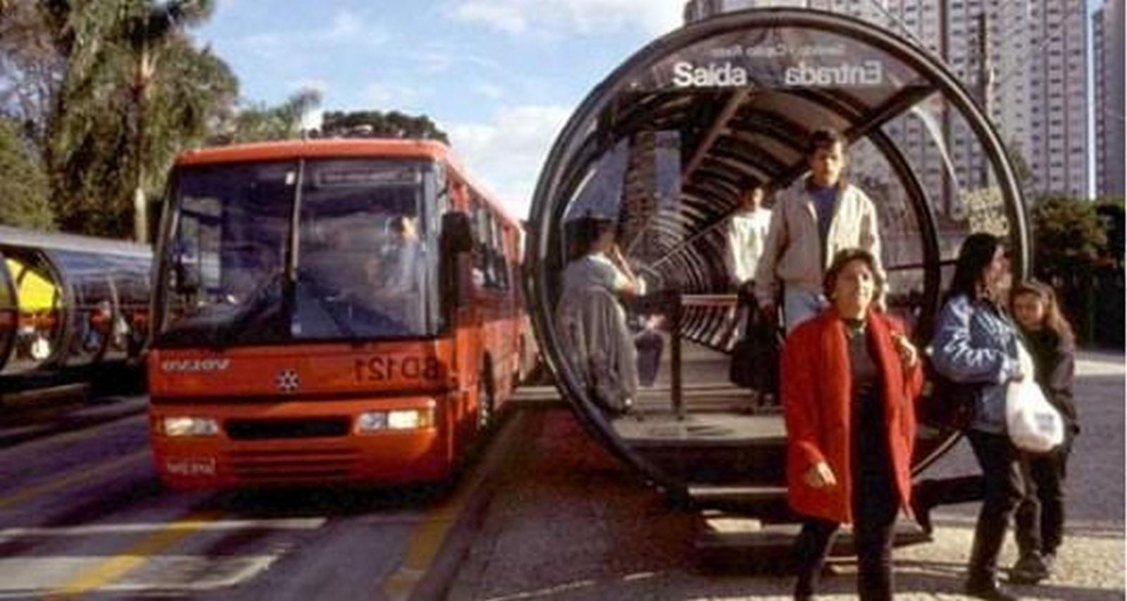 Bus Rapid Transit System, Curitiba- sheet1