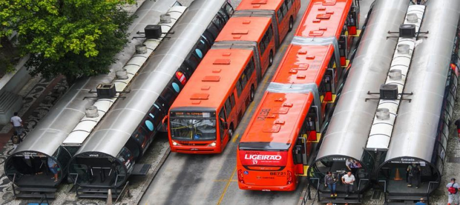 Bus Rapid Transit System, CuritibaBus Rapid Transit System, Curitiba- sheet2